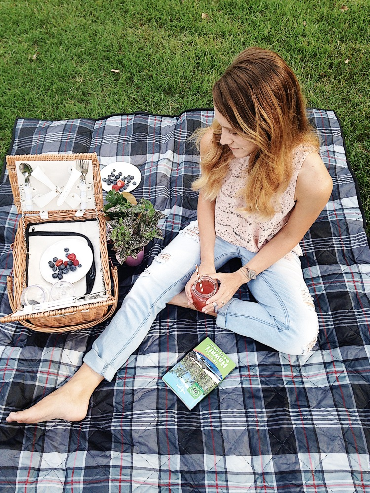 Picnic Style by Courtney Livingston