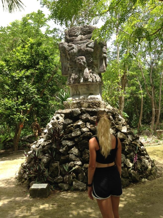 Chankanaab Park in Cozumel Mexico