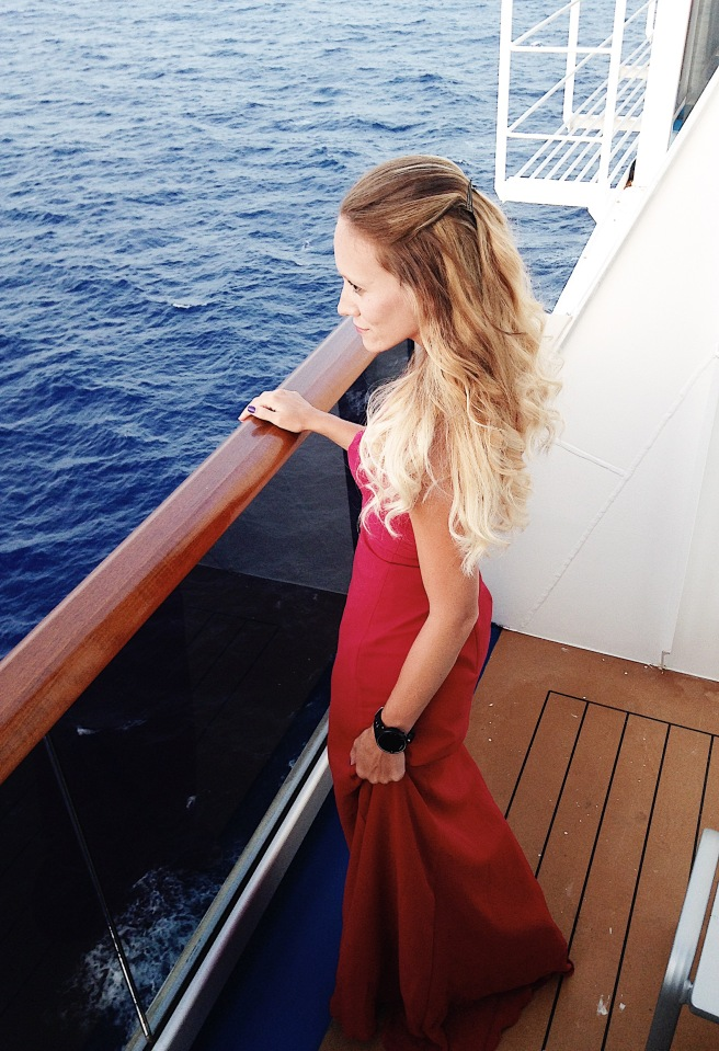Cruise Style: 30 Minute Formal Look