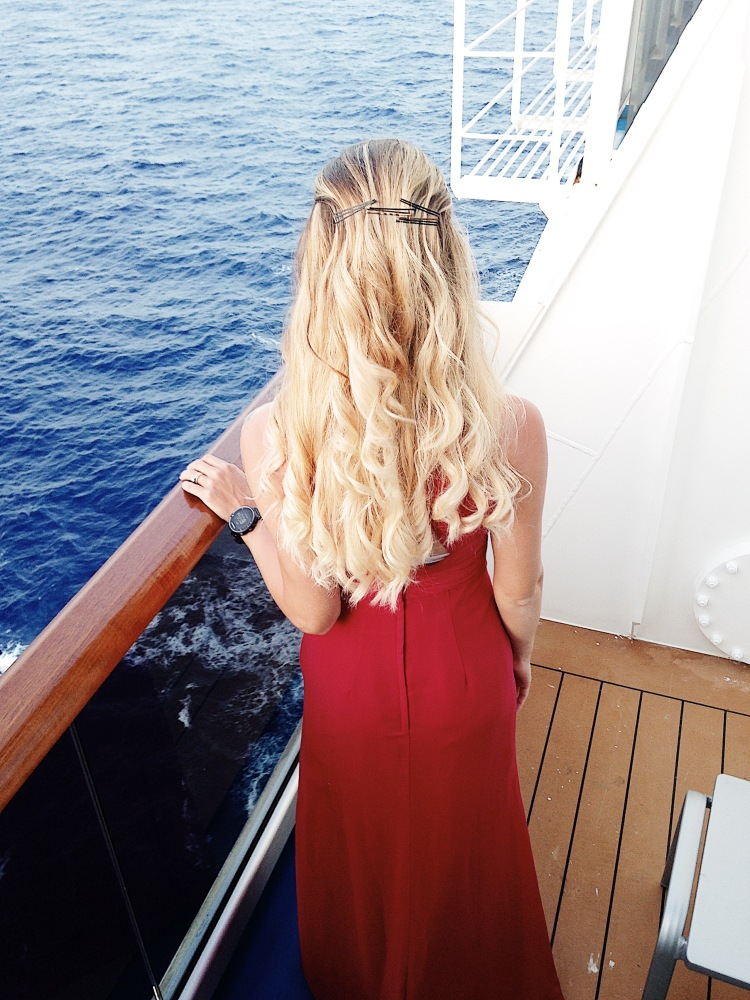 Cruise Diary: 30 Minute Formal Look