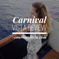 A Review Of My Week On Board The Carnival Vista