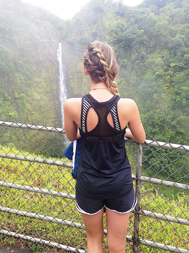 Akaka Falls in Hilo Hawaii