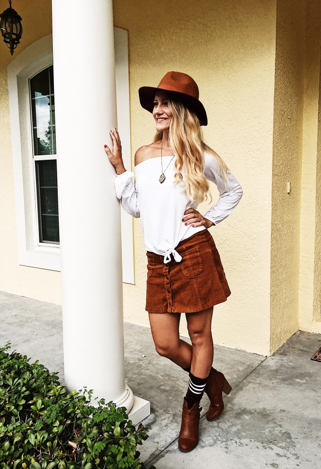 3 Must-Have Fall Wardrobe Essentials by Courtney Livingston