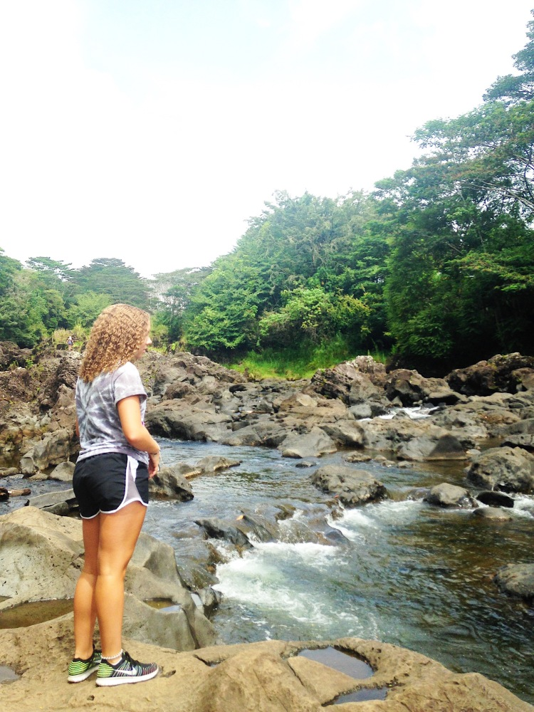 Waterfall Hopping in Hilo Hawai'i