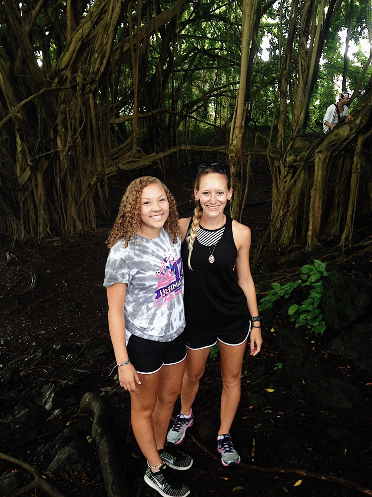 Cousin Lovin in Hilo Hawaii