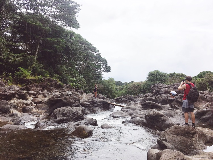 Waterfall Hopping in Hilo Hawai'i