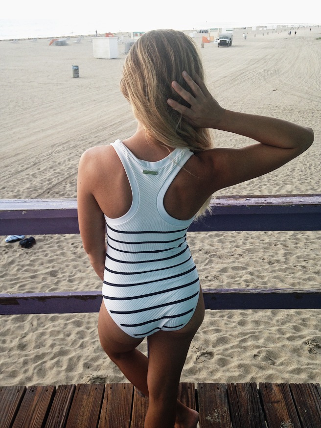 The Only Bathing Suit You'll Need This Year by Courtney Livingston