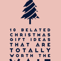 10 Belated Christmas Gift Ideas That Are Totally Worth The Wait