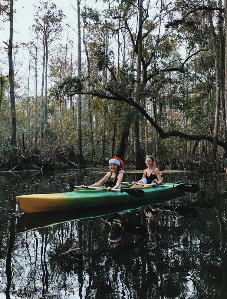 Just Around The River Bend: Kayaking At Shingle Creek