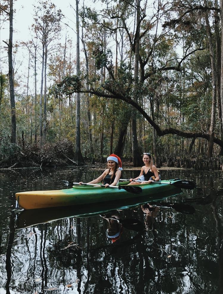 Just Around The River Bend: Kayaking At Shingle Creek