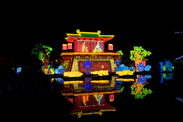 Chinese New Year: Festival of Lights!