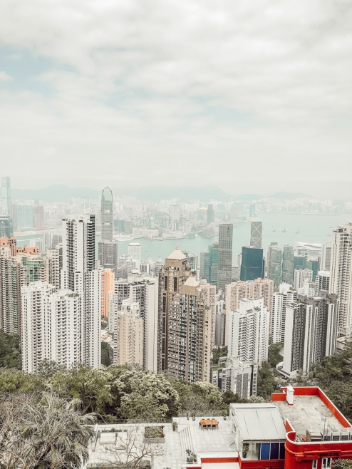How To Spend 24 Hours In Hong Kong by Courtney Livingston