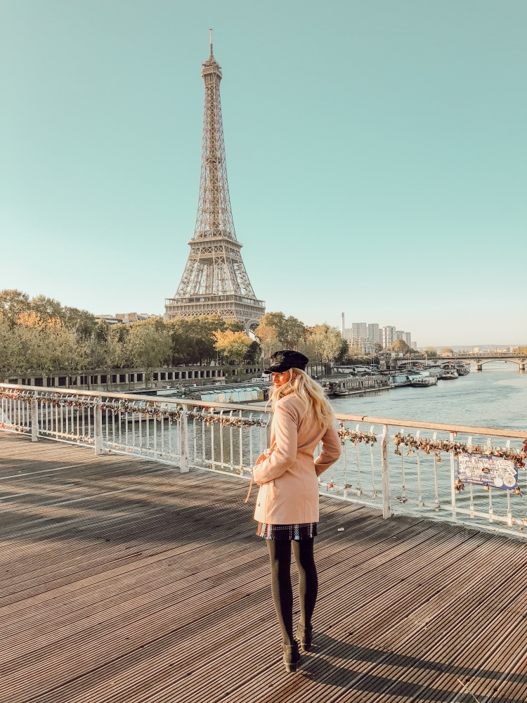 Courtney Livingston in Paris